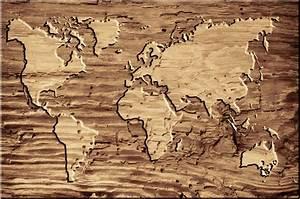 Weltkarte Bild Holz : weltkarte aus holz world map weltkarte peta dunia ~ Lateststills.com Haus und Dekorationen