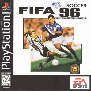 FIFA 96 Sony Playstation
