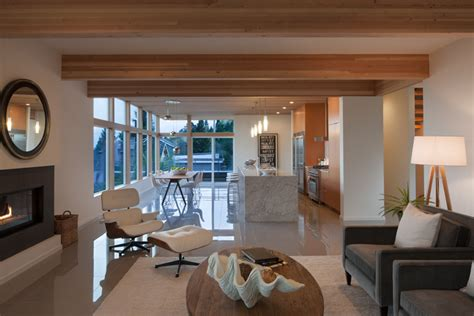 J.w. Home Interior : Jw Architects Design A Home In Seattle With Sweeping Views