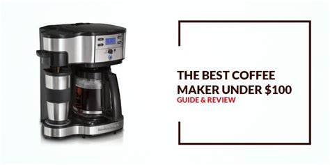 These filters last up to two years under normal use. 7 Best Coffee Makers under $100