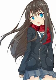 Best Anime Girl Holding Ideas And Images On Bing Find What You