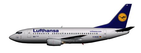 bureau lufthansa lufthansa 737 500 faib fsx ai bureau