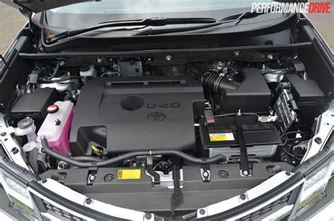 Toyota Rav4 2015 Engine 2015 toyota rav4 cruiser diesel review