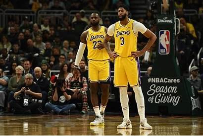 Lakers Lebron James Milwaukee Anthony Davis Bucks