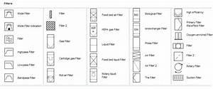 Hydraulic Flow Schematic Symbols