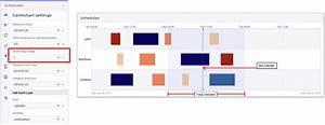 Gantt Chart Widget  U2014 Aimms Documentation