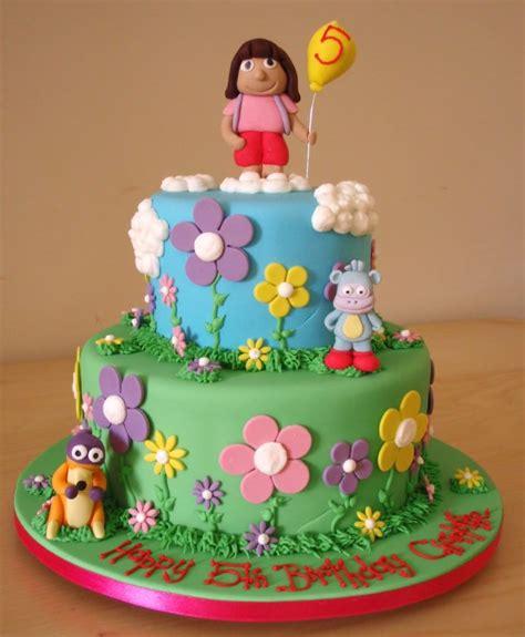 dora birthday cakes dora cakes decoration ideas