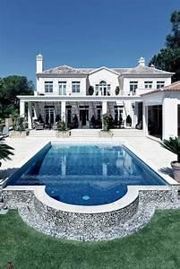 Nice house with pool.