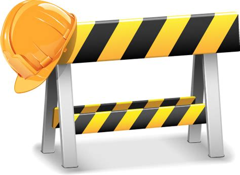 construction tools clipart creative construction sign with tool vector free vector in