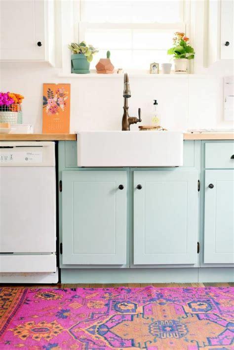 cuisine couleur pastel 1001 idées pour une cuisine relookée et modernisée