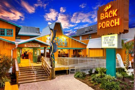 popular seafood spots   florida gulf travel channel