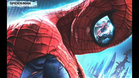 spider man edge  time  cutscenes game  p