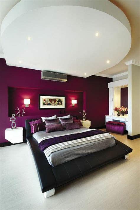 chambre couleur aubergine 1001 idées comment combiner la couleur aubergine