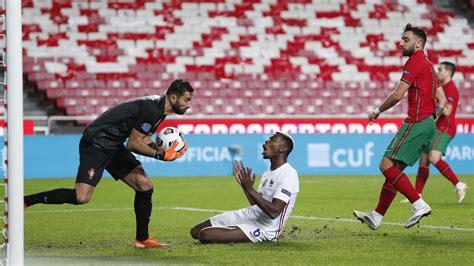 France beats Portugal, clinches Nations League finals spot