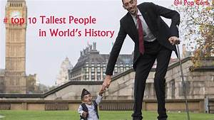 Top 10 Tallest Man In World U0026 39 S History