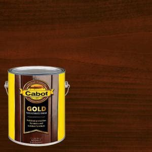 cabot deck stain home depot cabot 1 gal moonlit mahogany gold exterior deck