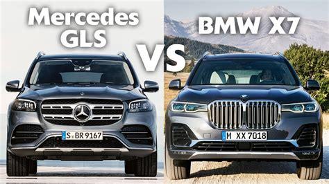 mercedes benz gls  bmw   ultimate luxury
