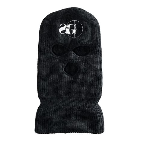 Goulbourne grew up listening to busta rhymes, missy elliott, wu tang clan, and lil wayne, among other artists. Ski Mask (BLK) - Sniper Gang Apparel