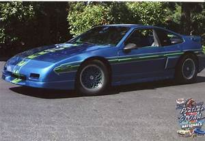 1986 Fully Customized Pontiac Fiero Gt Coupe 2