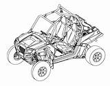 Rzr Coloring Pages Polaris Drawing Drawings Sketch Clip Utv Colouring Sketches Printable Sheets Colorings Grizzly Bears Sketchite Cricut Patents Frame sketch template