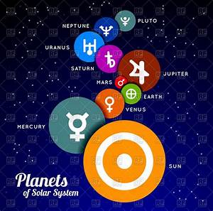 Planets clipart solar system download instant wzlfyj ...