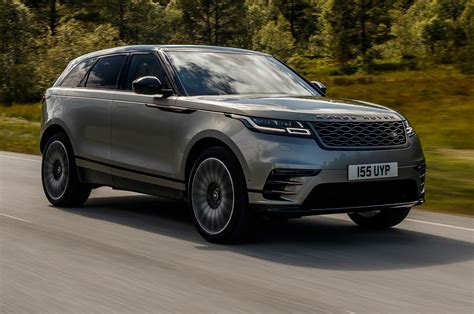 land rover suv 2018 range rover velar v 6 first drive review