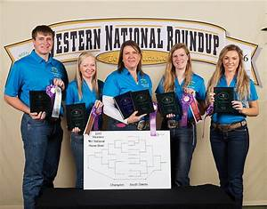 Brown County 4-H members win Western National Roundup ...