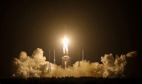 จีนส่งยานอวกาศเก็บตัวอย่างหินจากดวงจันทร์