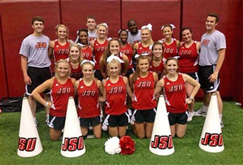 Alabama College Cheerleaders