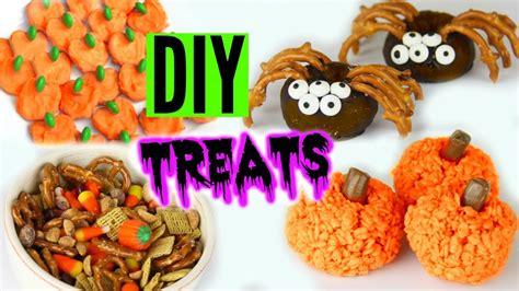 treats diy diy halloween treats 2015 yummy pinterest inspired treats youtube