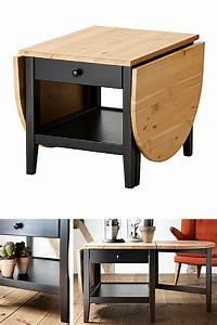 Table De Salon Ikea : table basse qui se remonte ikea ~ Dailycaller-alerts.com Idées de Décoration