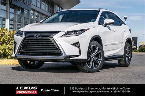 Used 2019 Lexus Rx 350 Awd Luxe  Luxury Gps For Sale In