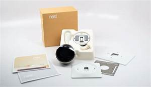 Nest Learning Thermostat Installation Review & First ...