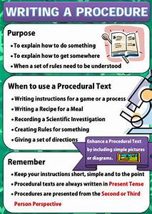 18 Best Reading  U0026 Writing Procedural Text Images On