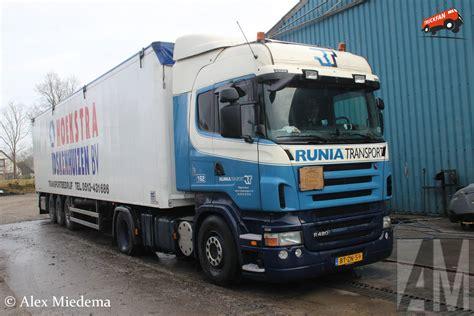 Foto Scania R420 Van Runia Transport Bv, Hoekstra
