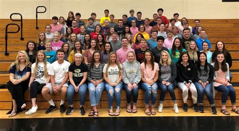dchs recognizes students excelling act readiness wjle radio