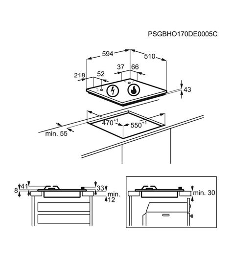 piani cottura terra di francia rex electrolux electrolux piano cottura a gas ptl 641 v