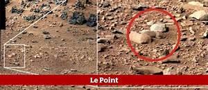 Curiosity débusque un rat sur Mars - Le Point