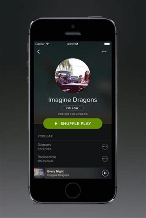 spotify  iphone descargar