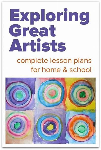 Artists Lesson Plans Exploring Complete Nurturestore Elementary