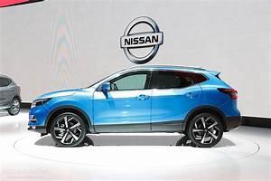 2014 Nissan Qashqai Rendering