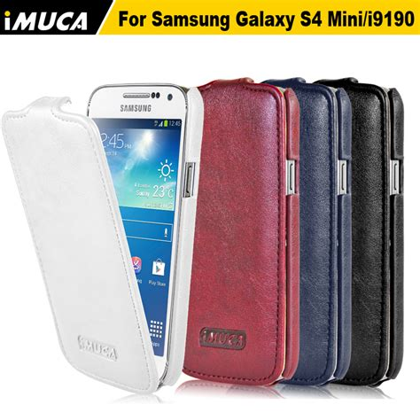 samsung galaxy s4 phone cases imuca s4 mini cases new luxury vertical leather flip