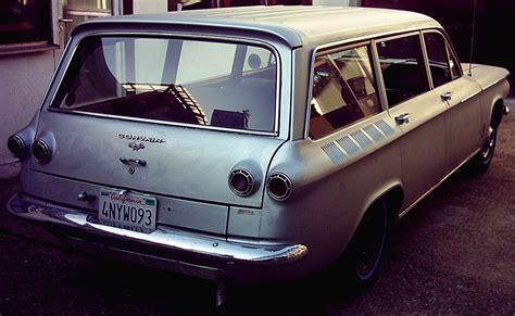 1962 Monza Wagon