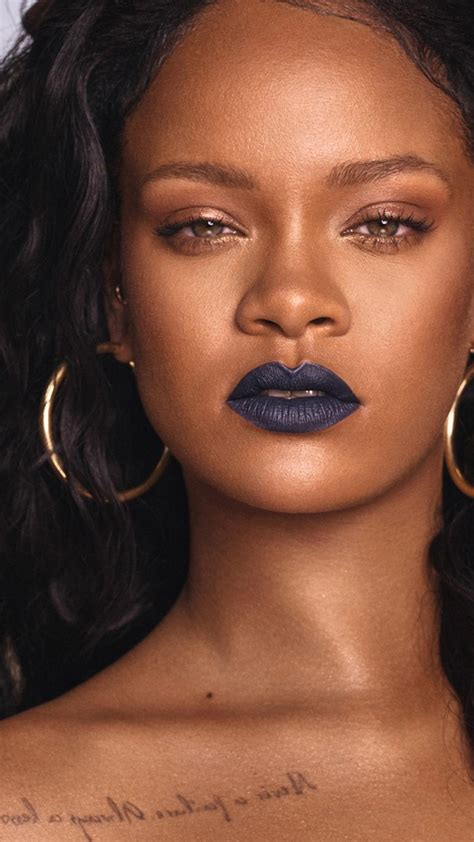 rihanna love  pure  ultra hd mobile wallpaper