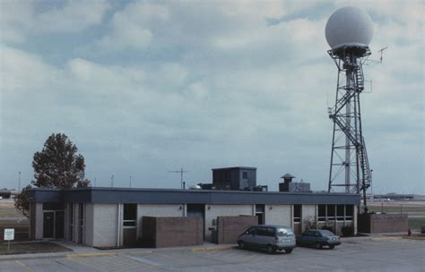 weather bureau history of the national weather service office in norman ok