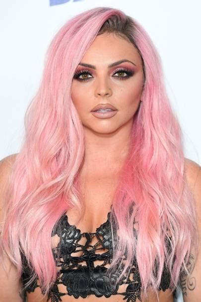 Jesy Nelson from Little Mix wears no makeup   Glamour UK