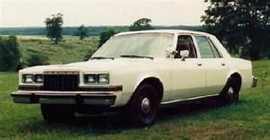 1986 Dodge Diplomat Halifax Used Cars