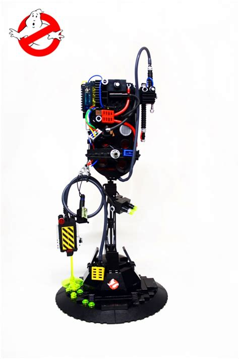 Lego Proton Pack by Ghostbusters Lego Creations By Pax