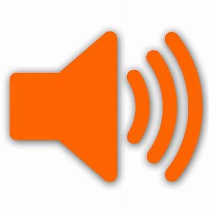 Speaker Icon Audio Animated Transparent Background Speakerphone
