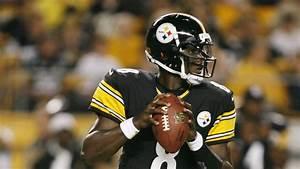 Former Steelers Quarterback Jerrod Johnson Works Out At